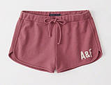 Abercrombie & Fitch original Жіночі шорти 100% бавовна Аберкромбі Фітч A&F, фото 2