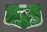 Abercrombie & Fitch original Жіночі шорти 100% бавовна Аберкромбі Фітч A&F, фото 6