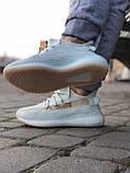 Топовые кроссовки Adid@s Yeezy 350 V2, фото 6