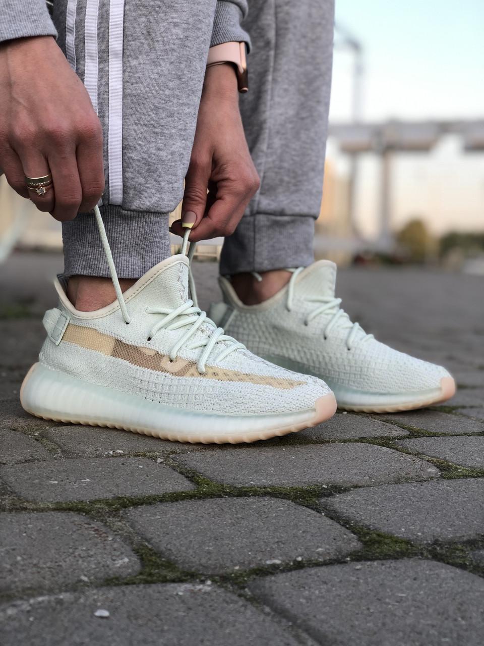 Топовые кроссовки Adid@s Yeezy 350 V2