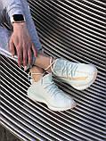 Топовые кроссовки Adid@s Yeezy 350 V2, фото 8