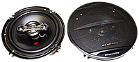 Динамики Автомобильные MEGAVOX MD-669-S4 - 16см -(280W) - 4х полосные