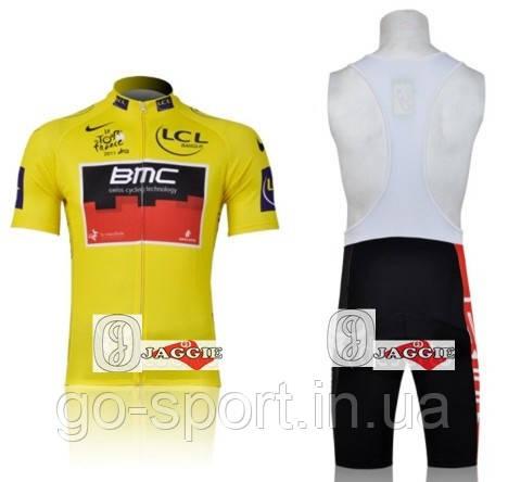 Велоформа BMC 2011 v2 bib