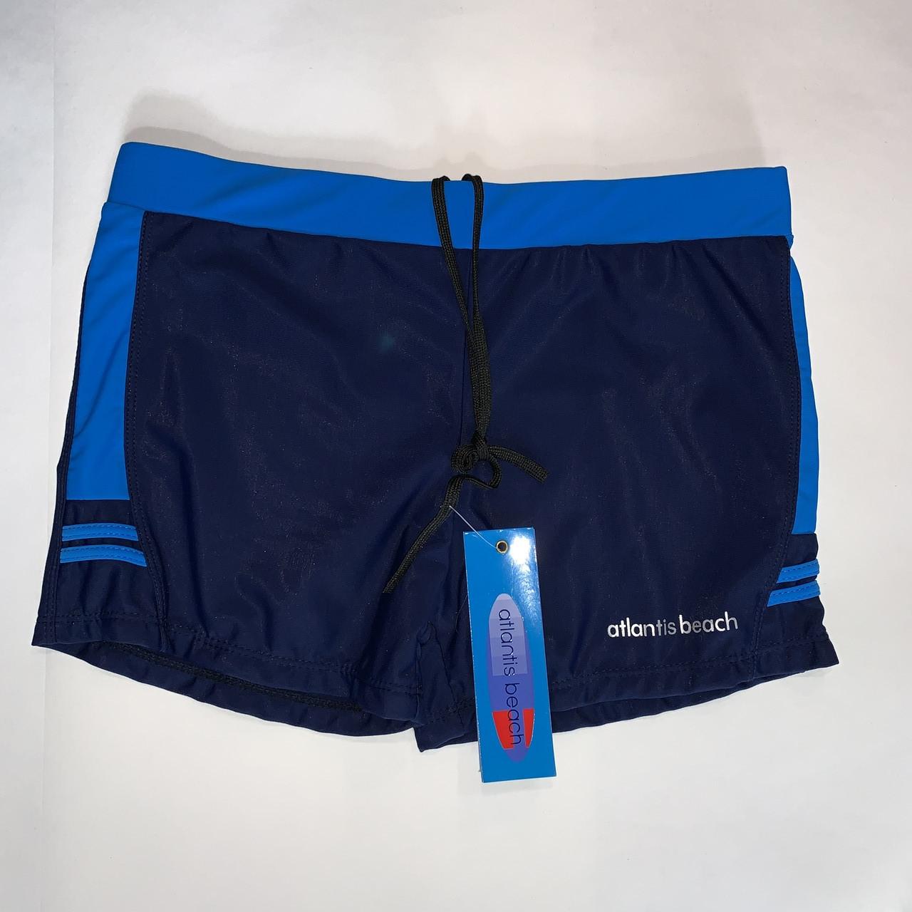 Летние мужские плавки-шорты боксеры для пляжа R1903