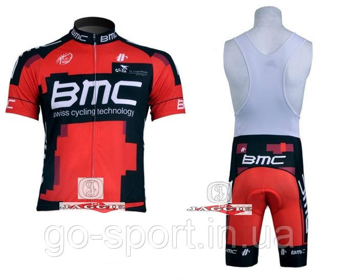 Велоформа BMC 2011 v3 bib