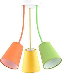 Люстра TK Lighting 2106 Wire Colour (Польша)