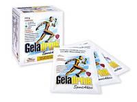 GELADRINK SportAktiv - ГЕЛАДРИНК СПОРТАКТИВ - Пищевая добавка для спортсменов и активных людей порошок 252г.