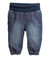 Детские джинсы Н&М. 12-18 месяцев
