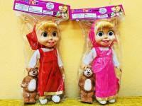 """Лялька """"Маша та ведмідь"""""""