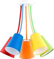 Люстра TK Lighting 2107 Wire Colour (Польша)