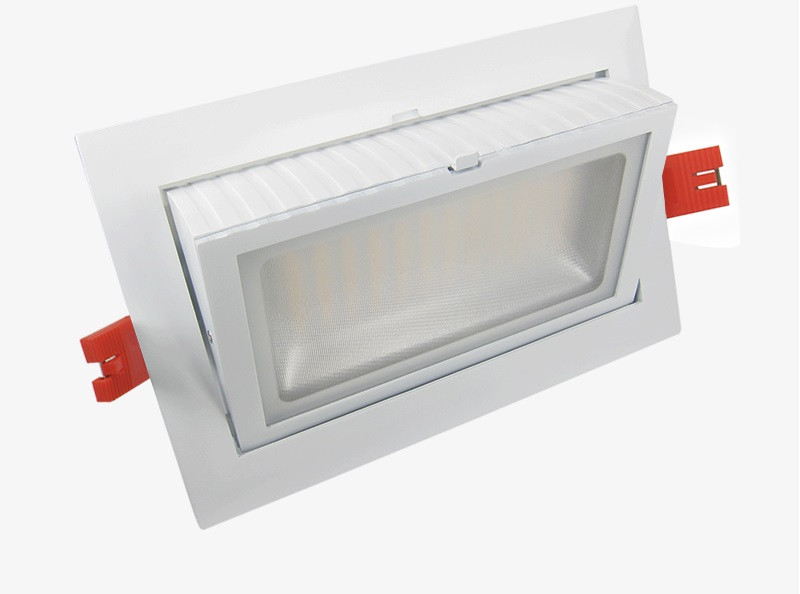 Светодиодный светильник Downlight LED AU01-DLR40W SMD 563040w 4100K 230V