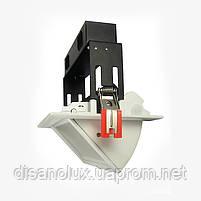 Светодиодный светильник Downlight LED AU01-DLR40W SMD 563040w 4100K 230V, фото 3