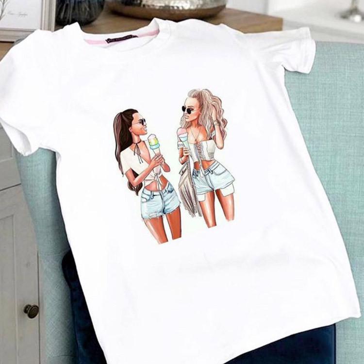 Самые актуальные принты футболок сезона лето 2019