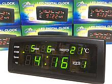 Настільний электроный годинник VST-868 (50шт/ящ)