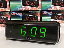 Настільний электроный годинник VST-738/1233 (80 шт/ящ)