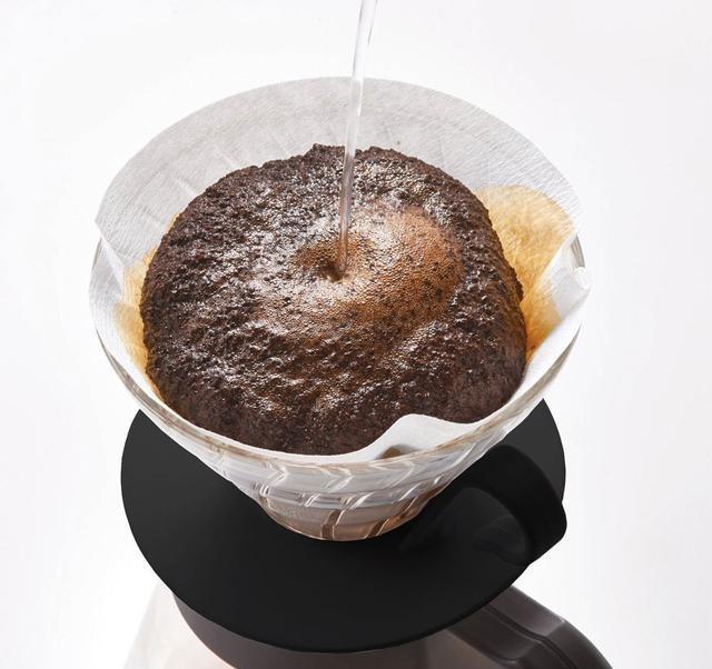 альтернативное заваривание кофе, пуровер харио прозрачный Дриппер, воронка заказать