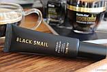 Премиальный крем для глаз с муцином черной улитки Farm Stay Black Snail Premium Eye Cream, 50 мл., фото 5