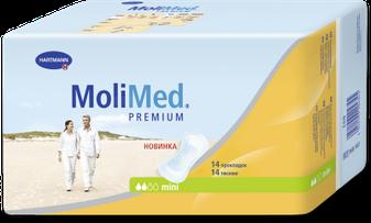 Урологические прокладки женские, Molimed Premium Maxi, Германия, фото 2
