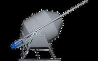 Бетономешалка редукторная БМ (2.2 кВт) 500 л.-350 л. готовой смеси (Украина, Харьков)