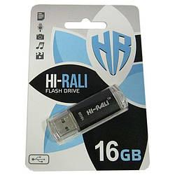 Флешка Hi-Rali 16GB микс