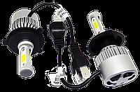 Светодиодный БиКсенон S2 - H4 LED - 36W - 12V - 6500K