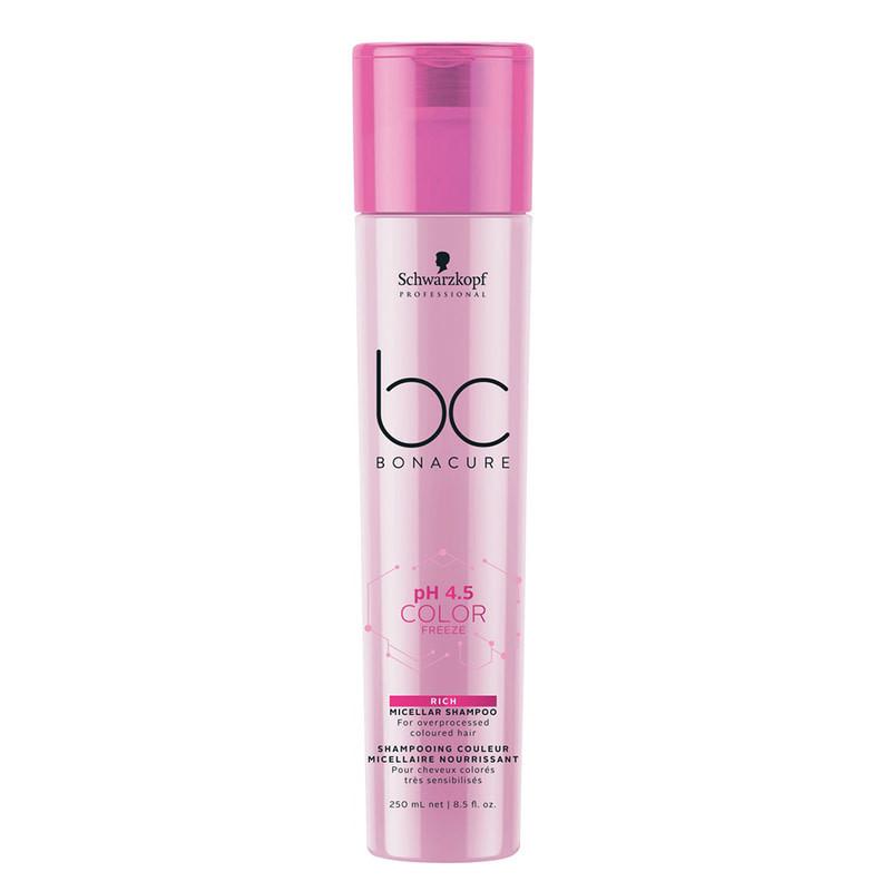 Schwarzkopf Color Rich Micellar Shampoo Мицелярный шампунь для окрашенных волос 250