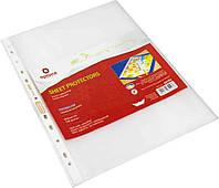 Файл Premium А4 Optima, 50 мкм, глянец (100 шт / уп) O35103