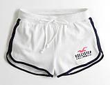 Hollister Жіночі шорти 100% бавовна холлистер, фото 8