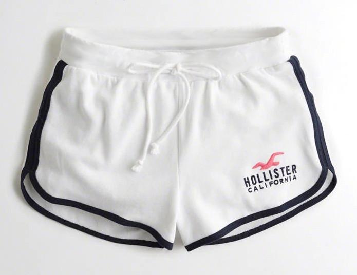 Hollister Женские шорты 100% хлопок холлистер