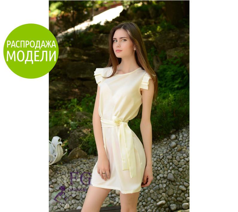 """Летнее платье """"Modest"""" - распродажа модели"""