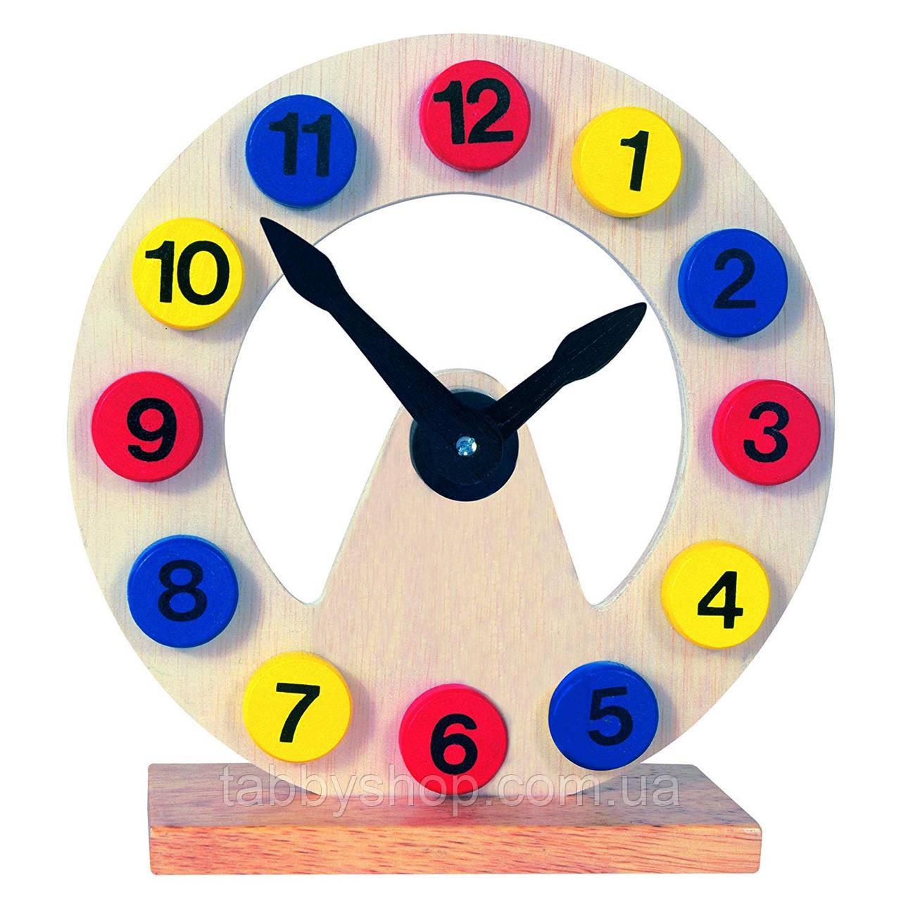 Часы деревянные BINO