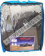 Чехлы Рено Сценик III 2009- Renault Scenic III 2009- Nika модельный комплект