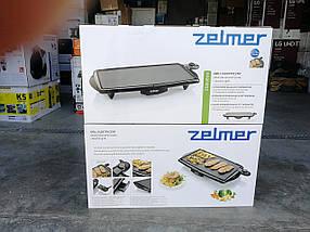 Електрогриль Zelmer 40Z010 (ZGE0800B)