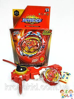 Игрушка BeyBlade Revivie Phoenix B-117 / Бейблэйд Возрождающийся Феникс (красный с желтым) SB, фото 2