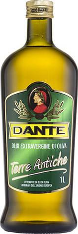 Оливковое масло  Extra Vergine Terre Antiche Dante , 1 л, фото 2