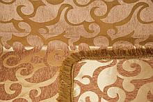 Комплект покрывал полуторный Вензель  коричневый