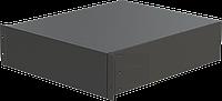 """Корпус металевий 3U-520S в 19"""" стійку Rack 430х520х132 Professional, фото 1"""
