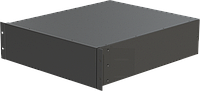 """Корпус металевий 3U-520S в 19"""" стійку Rack 430х520х132 Professional"""