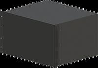 """Корпус металевий 6U-370S в 19"""" стійку Rack 430х370х264 Professional"""