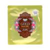 Гидрогелевая маска для лица с золотом и маточным молочком KOELF Gold & Royal Jelly Hydrogel Mask, фото 2
