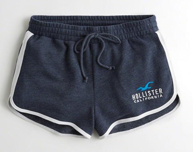 Hollister Жіночі шорти 100% бавовна холлистер