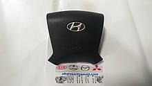 Подушка безопасности Airbag водителя в руль Hyundai H1 569004H000WK