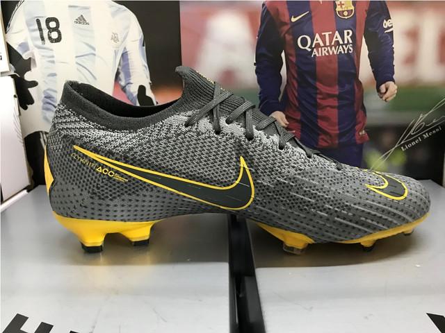 Футбольные бутсы Nike Mercurial Vapor XII Elite FG
