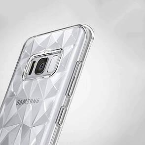 Силиконовый чехол Diamond на Samsung J7 2018 , фото 2