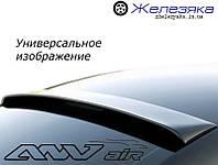 Дефлектор (козырек) заднего стекла Kia Rio III седан 2017 (ANV air)