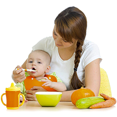 Дитяче харчування
