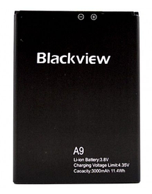 Акумулятор (Батарея) для Blackview A9 (3000 mAh)