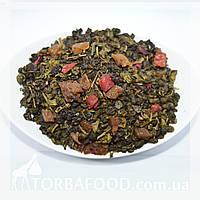 Чай зеленый Ягода-малина, фото 1