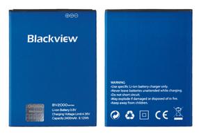 Акумулятор (Батарея) для Blackview BV2000 (2400 mAh) Оригінал