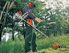 Триммеры бензиновые (мотокосы) для травы - Бензокосы